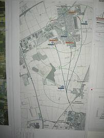 Plan zur Machbarkeitsstudie Verlängerung der U6 nach Neufahrn