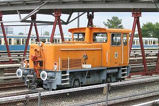 Diesellokomotive 8903
