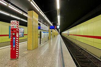 U-Bahnhof U-Bahnhof Michaelibad