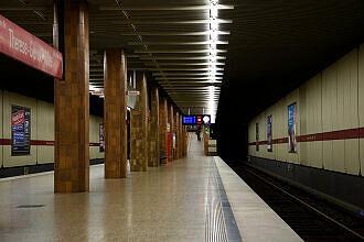 U-Bahnhof Therese-Giehse-Allee