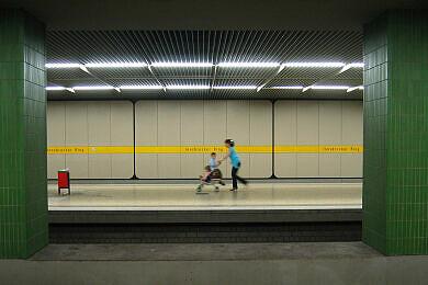 U-Bahnhof Innsbrucker Ring