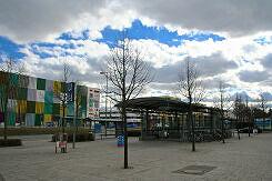 Östlicher Zugang zum U-Bahnhof Dülferstraße