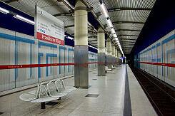 U-Bahnhof Frankfurter Ring