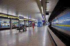 U-Bahnhof Max-Weber-Platz