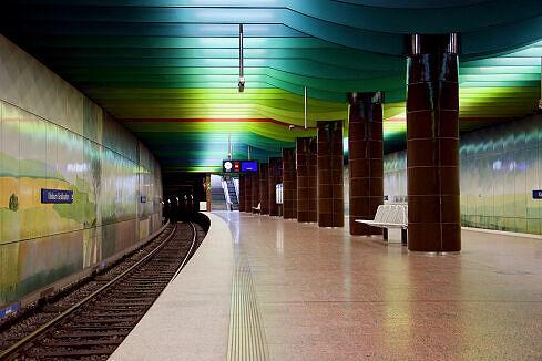 U-Bahnhof Klinikum Großhadern