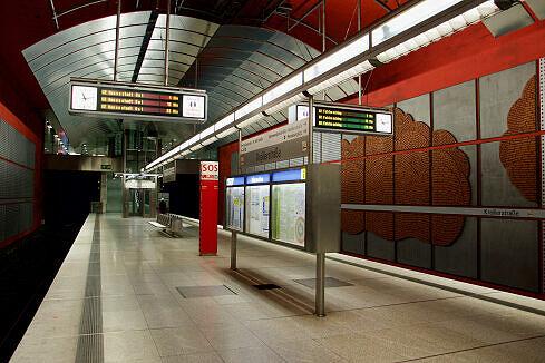 U-Bahnhof Kreillerstraße