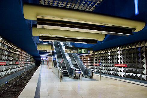 Olympia-Einkaufszentrum (U3)