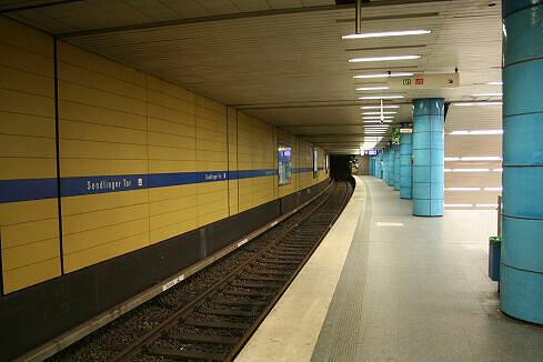 Sendlinger Tor Gleis 1