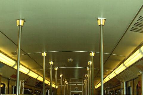 Videoüberwachung im A-Wagen 324