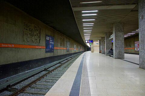 U-Bahnhof Bonner Platz