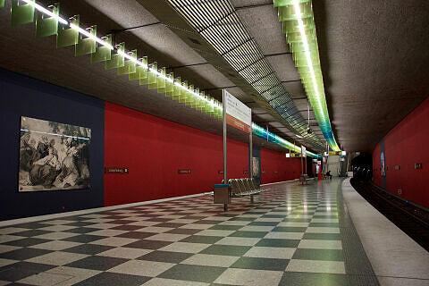 U-Bahnhof Josephsburg
