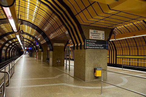 U-Bahnhof Theresienwiese